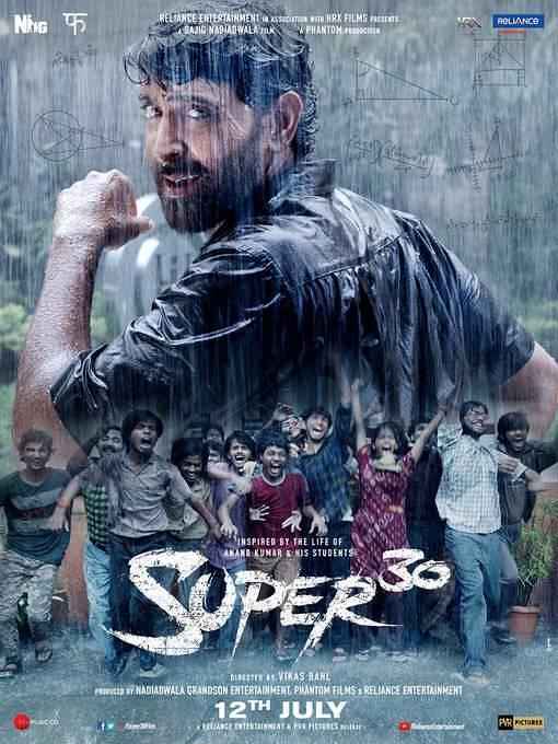 first-look-poster-super30-starring-Hrithik-Roshan
