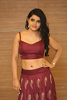 sumaya-choco-navel-show-in-red-blouse-20