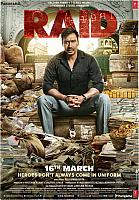 First-look-poster-of-Raid-starring-ajay-devgn