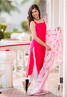 amritha-aiyer-beautiful-in-pink-salwar-9