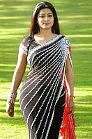 Sneha-Hot-in-Designer-Saree-1