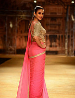 ileana-navel-show-in-saree-4