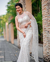 honey-rose-in-transparent-white-saree-1