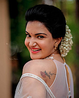 honey-rose-in-transparent-white-saree-8